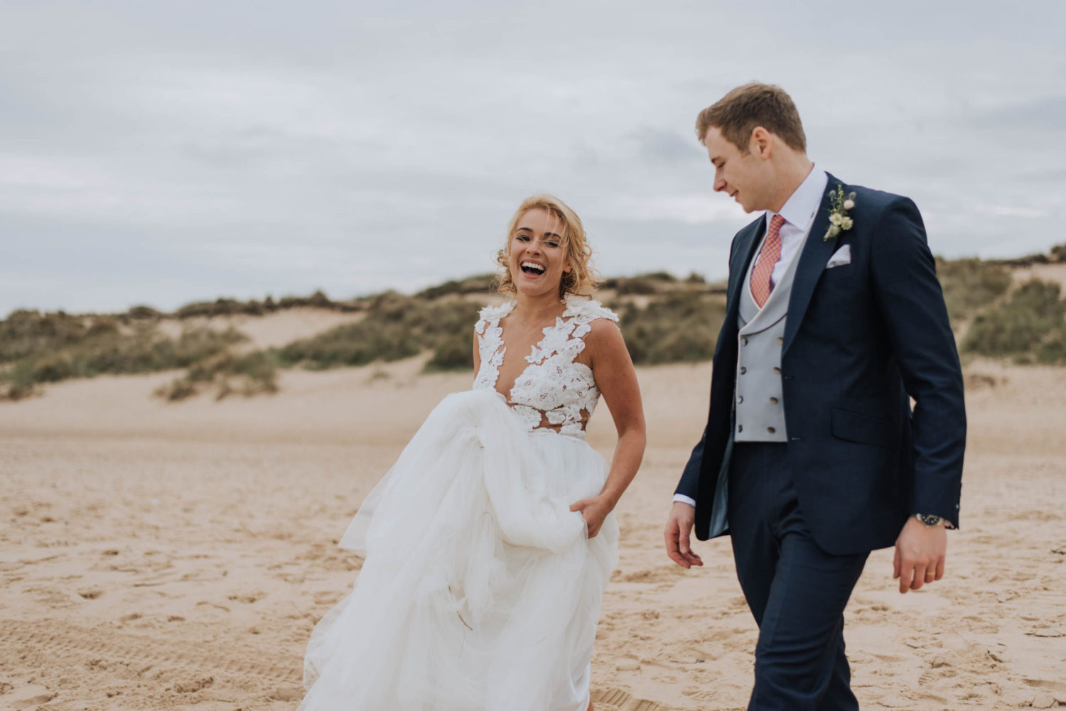 Winterton-on-Sea Wedding