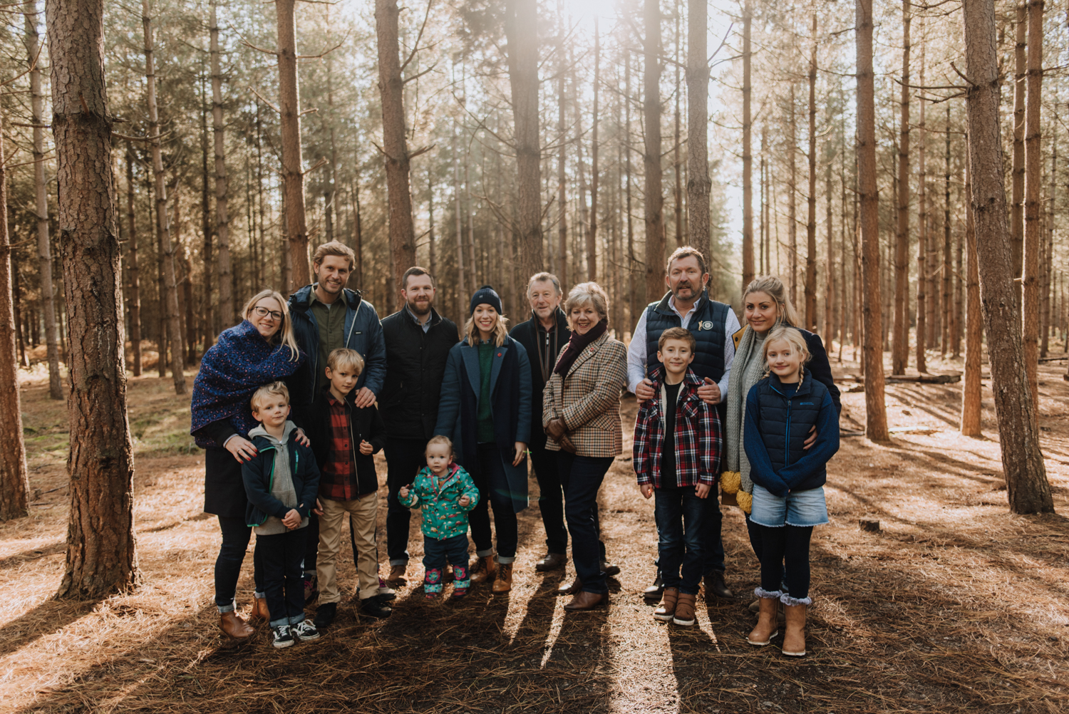 Thetford Family Shoot