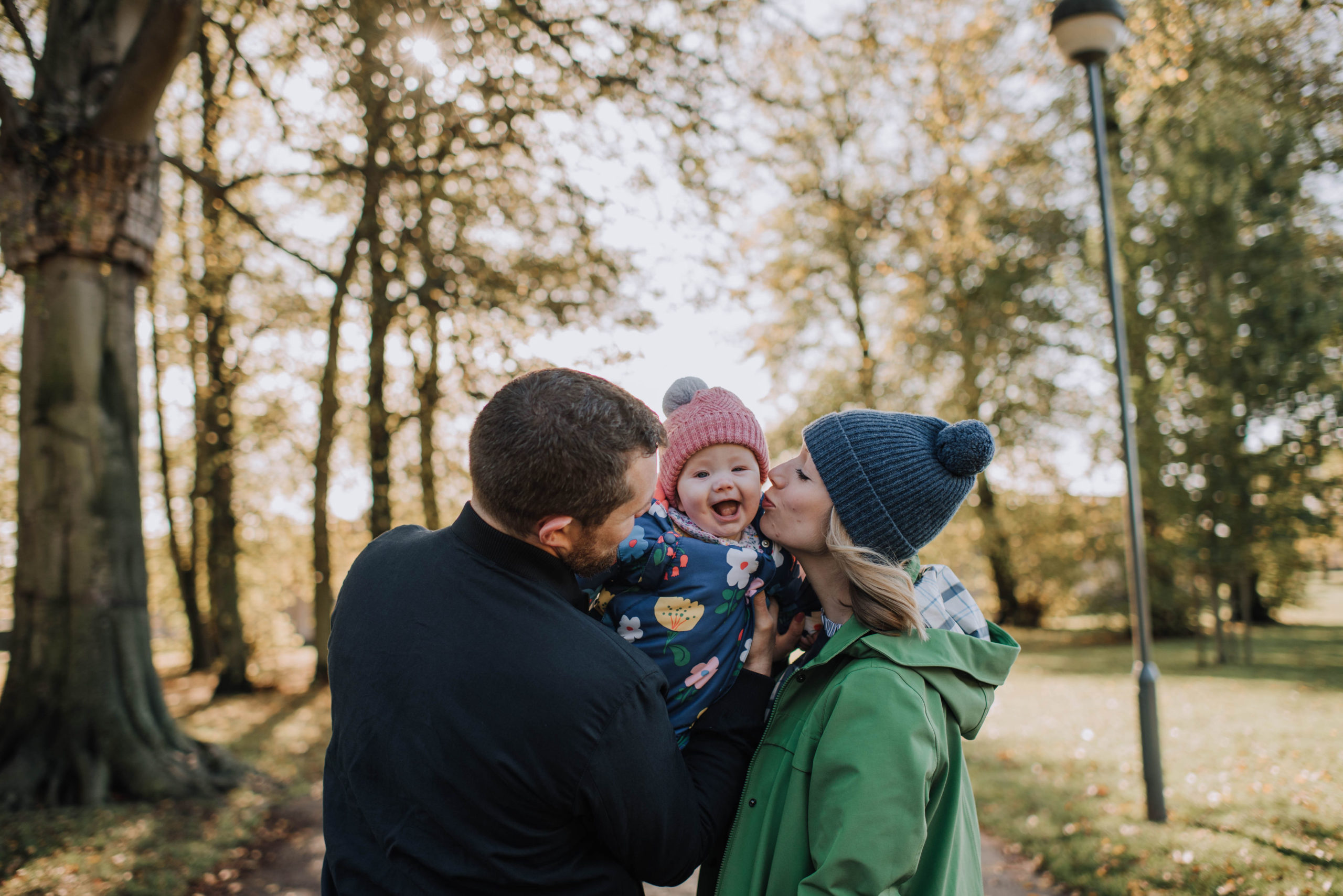 Eaton Park Family Shoot